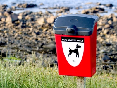 Special delivery for owners who leave dog mess